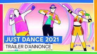JUST DANCE 2021 - TRAILER D'ANNONCE - NINTENDO DIRECT OFFICIEL