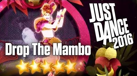 Just Dance 2016 - Drop The Mambo - 5 stars