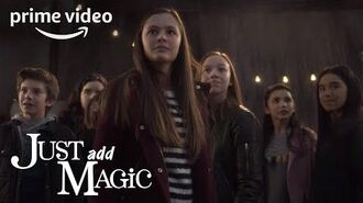 Just Add Magic Mystery City - Official Trailer Prime Video Kids