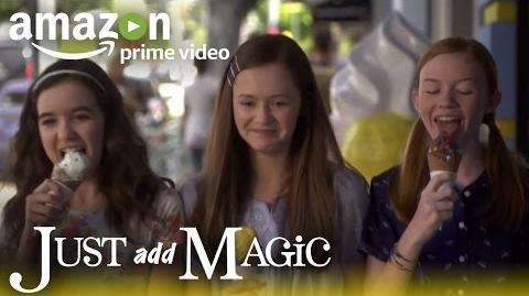 Amazon prime just add magic