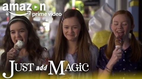Amazon prime just add magic