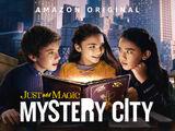 Just Add Magic: Mystery City/Season 1