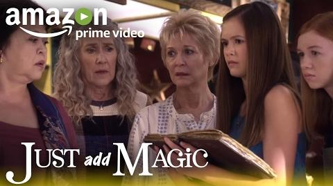 Just Add Magic Season 2 - Hannah's Problem Amazon Kids
