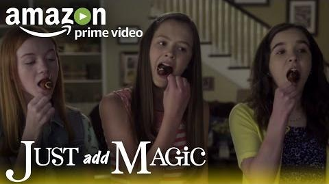 Just Add Magic Halloween – Official Trailer Amazon Kids