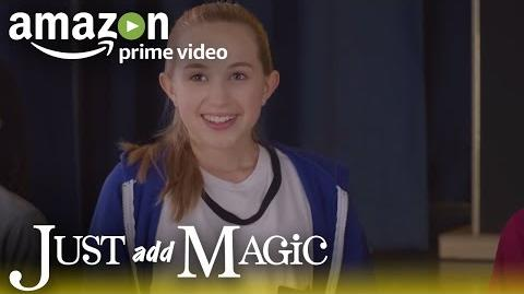 Just Add Magic - The Team Captain Is... (Highlight) Amazon Kids
