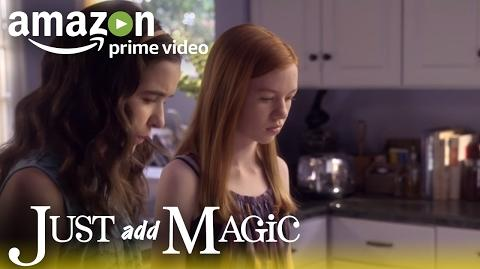 Just Add Magic Season 2 - Kelly Turns Invisible Amazon Kids