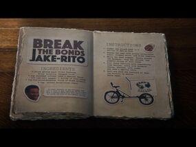 Break The Bonds Jake-Rito