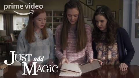 Just Add Magic Season 3 - Official Trailer Prime Video Kids-3