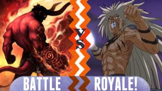 File:Battle Royale Yusuke Urameshi vs Hellboy.png