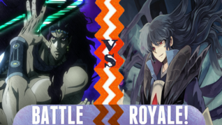 Battle Royale Kars vs Naraku