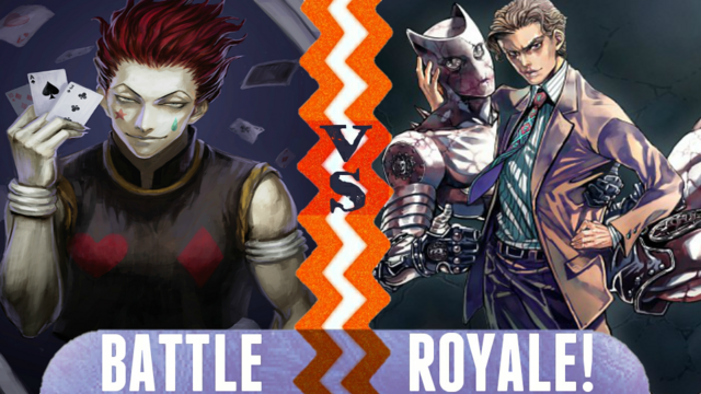 File:Battle Royale Hisoka vs Yoshikage Kira.png