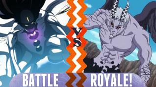 Battle Royale Sosuke Aizen vs Hendrickson