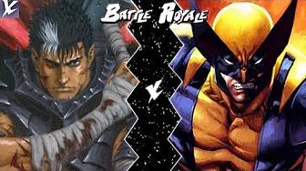 Guts VS Wolverine BR