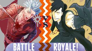 Battle Royale Ban vs Ling Yao