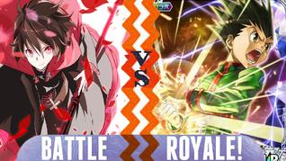 Battle Royale Ruby Rose vs Gon Freecss