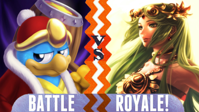 File:Battle Royale King Dedede vs Palutena.png