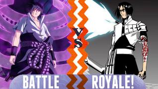 Battle Royale Sasuke vs Uryu