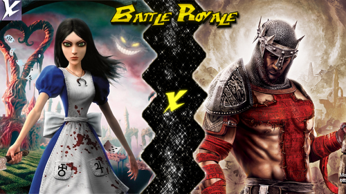 Alice VS Dante
