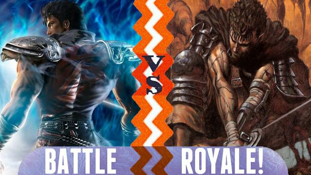 File:Battle Royale Kenshiro vs Guts.png