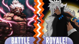 Battle Royale Akuma vs. Acnologia