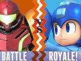 Samus vs. Mega Man