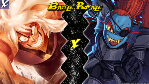Jasper VS Undyne-0