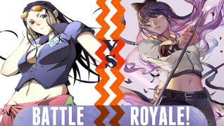 Battle Royale Nico Robin vs. Blake Belladonna