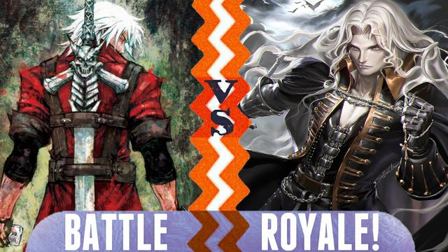 File:Battle Royale Dante vs Alucard Castlevania.png