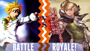Battle Royale Meliodas vs Ringabel