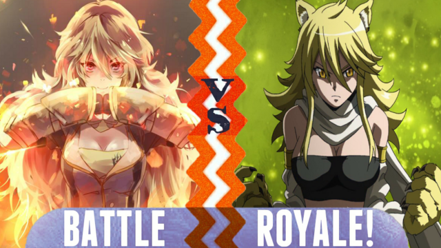 File:Battle Royale Yang Xiao Long vs Leone.png