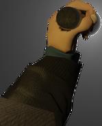 Player arm