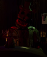 Golden Freddy in TRTF 4 office