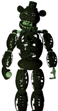 The return to freddy s 3 freddy png by thesitcixd-d8sssxi