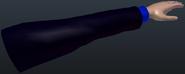 CARSONS ARM FULL MODEL