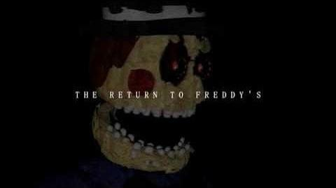 The Return to Freddy's: THE LOST ENDING
