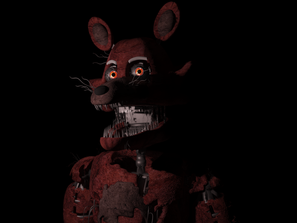 Image Foxy Png The Return To Freddy S Wikia Fandom