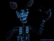 Kitty Fazcat TRTF Frankburt's Endoskeleton