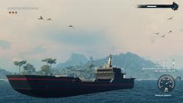 Spearhead Transport (left front corner)