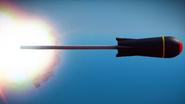 Jc3 M488 rocket