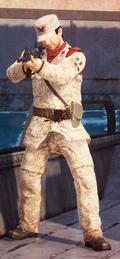 Medici Military Commandante