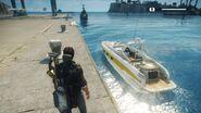 Dame de la Mer Yacht