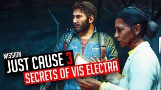 Just Cause 3 Mission The Secret Of Vis Electra