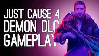 Just Cause 4 DLC Los Demonios Gameplay Let's Play Just Cause 4 DLC-1561198895