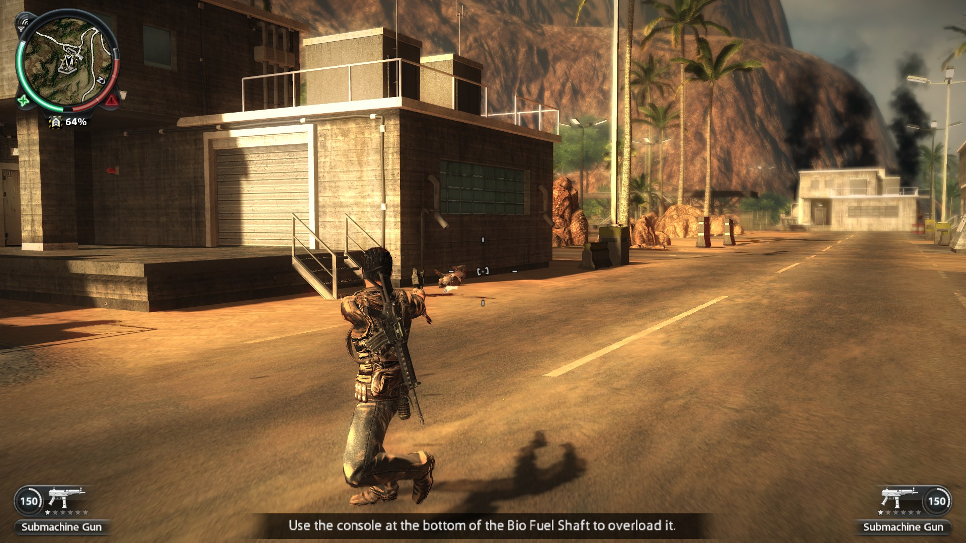 Just Cause 2 General Gameplay ...