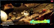 JC4 (DD in-game trailer, survival falling balls)