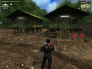San Esperito Living Quarter Cabins