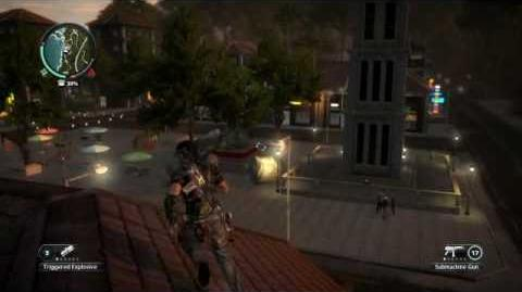 Just Cause 2- Settlement completion- Pekan Buah Melambak