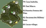 Encarnacion map