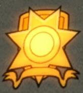San Esperito Police Primary Logo
