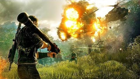 JUST CAUSE 4 26 Minutes Gameplay Walkthrough